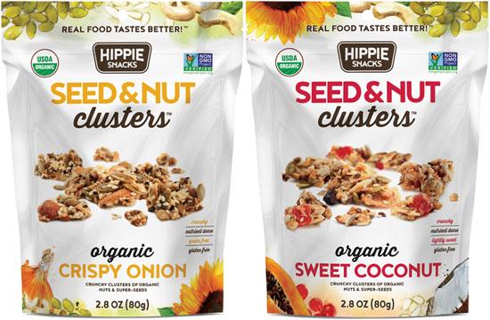 Delicious & Healthy Vegan Snacks | Hippie Snacks