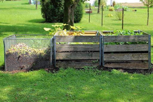Zero Waste tip compost