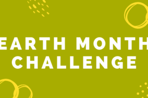 Earth Month Challenge Banner